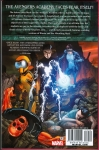 Avengers Academy Vol.3 Trade Paperback (Back Cover)
