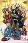 A-Force Vol.0 Trade Paperback