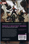 A-Force Vol.0 Trade Paperback (Back Cover)