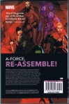 A-Force v.2 Vol.1 Trade Paperback (Back Cover)