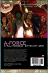A-Force v.2 Vol.2 Trade Paperback (Back Cover)