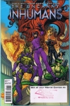 All-New, All-Different Avengers Free Comic Book Day (Back Cover)