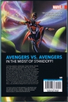 All-New, All-Different Avengers Vol.2 Trade Paperback (Back Cover)