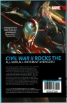 All-New, All-Different Avengers Vol.3 Trade Paperback (Back Cover)