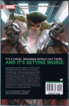 All-New Inhumans Vol.1 Trade Paperback (Back Cover)