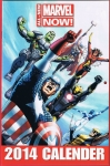 All-New Marvel Now! Calender 2014