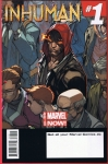 All-New Marvel Now! Calender 2014 (Back Cover)