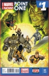 All-New Marvel Now! Point One #1 (2nd Printing)