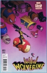All-New Wolverine #11 (Variant) (Duplicate Copy)