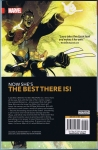 All-New Wolverine Vol.1 Trade Paperback (Back Cover)