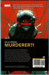 All-New Wolverine Vol.3 Trade Paperback (Back Cover)