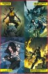All-New Wolverine Saga (Back Cover)