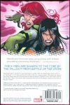 All-New X-Men Vol.4 Hard Cover (Back Cover)