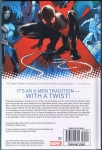 All-New X-Men Vol.6 Hard Cover (Back Cover)