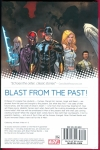All-New X-Men Vol.1 Hard Cover (Back Cover)