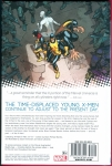 All-New X-Men Vol.3 Hard Cover (Back Cover)