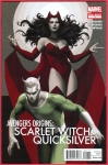 Avengers Origins: Scarlet Witch & Quicksilver #1