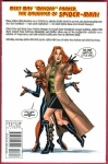 The Amazing Spider-girl Vol.2 Trade Paperback (Back Cover)