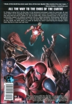The Amazing Spider-man: Ends of the Earth Hard Cover (Back Cover)