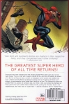 The Amazing Spider-man v.3 Vol.1 Trade Paperback (Back Cover)