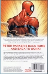 The Amazing Spider-man v.3 Vol.4 Trade Paperback (Back Cover)