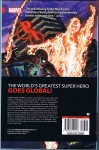 The Amazing Spider-man v.4 Vol.1 Trade Paperback (Back Cover)