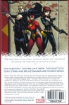 Avengers Assemble v.2 Vol.2  Trade Paperback (Back Cover)
