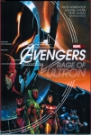 Avengers: Rage of Ultron Hard Cover