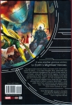 Avengers: Rage of Ultron Hard Cover (Back Cover)