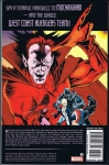 Avengers: The Death of Mockingbird Trade Paperback (Back Cover)
