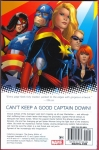 Avengers: The Enemy Within Trade Paperback (Back Cover)
