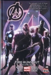 Avengers: Time Runs Out Vol.1 Hard Cover