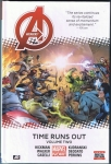 Avengers: Time Runs Out Vol.2 Hard Cover