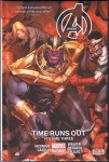 Avengers: Time Runs Out Vol.3 Hard Cover