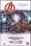 Avengers: Time Runs Out Vol.4 Hard Cover