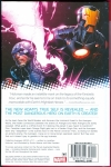 Avengers v.5 Vol.2 Hard Cover (Back Cover)