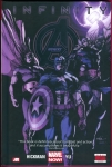 Avengers v.5 Vol.4 Hard Cover