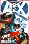 Avengers vs X-Men Program Guide