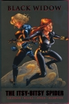 Black Widow: The Itsy-Bitsy Spider Hard Cover