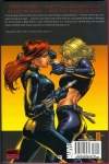 Black Widow: The Itsy-Bitsy Spider Hard Cover (Back Cover)