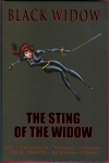 Black Widow: The Sting of the Widow Hard Cover