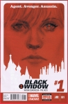 Black Widow v.6 #1