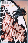 Black Widow v.7 #1