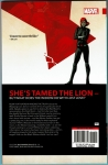 Black Widow v.7 Vol.2 Trade Paperback (Back Cover)