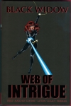 Black Widow: Web of Intrigue Hard Cover