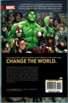Champions v.2 Vol.1 Trade Paperback (Back Cover)