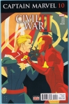 Captain Marvel v.10 #10