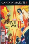 Captain Marvel v.10 #8