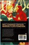 Captain Marvel v.10  Vol.2 Trade Paperback (Back Cover)