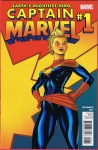 Captain Marvel v.8 #1